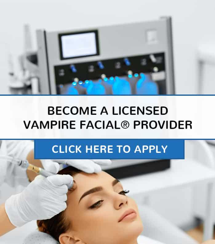 Vampire Facial Application