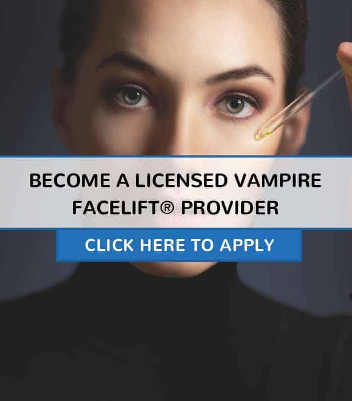 Vampire Facelift Training Application